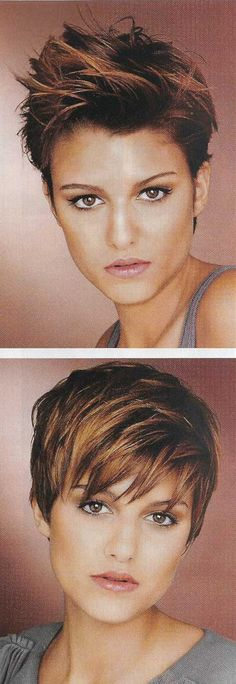 Short hairstyle and haircuts (217) - Fashionetter