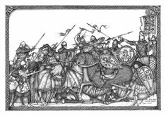 A Concept re-Drawing of a Late-Byzantine Greek (Eastern Roman Empire) in the Historically Wrong Sketch Series: Medieval Revisited, which is roughly base. Porphyrogennete Iouliana of Basileia ton Rhiomaion Fantasy Battle, Fantasy Art, Fantasy Story, Byzantine Army, Medieval, Greek Warrior, Roman Empire, Military History, Warfare