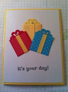 Elizabeth Emma Designs: Happy Birthday