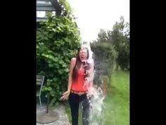 Ice Bucket Challenge - SARAH