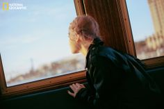 """""""Unstaged photograph on a ferry of my friend looking out the window."""" Mey Bulucek / National Geographic Your Shot"""