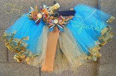 Disney Princess Brave Inspired Tutu Set