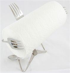 Paper Towel Holder- Fork
