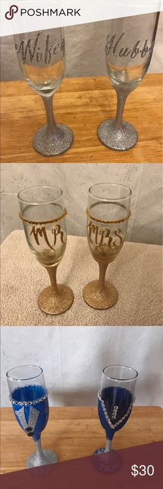 Custom Wine Glass With Vinyl Decal Boutique Just Vinyls And Fec - Custom vinyl decals for wine glasses