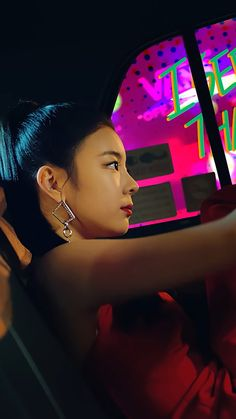 ITZY, ICY, Lia, Red Dress, click image for HD Mobile and Desktop wallpaper resolutions. South Korean Girls, Korean Girl Groups, K Pop Star, Royal Princess, Kpop, Pop Group, Aesthetic Wallpapers, Cute Wallpapers, My Girl