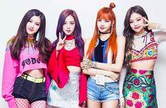 BLACKPINK - Rosé / Jisoo / Lisa / Jennie