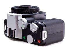 Pentax K-01 - Camera for the design conscious.