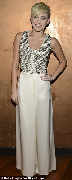 Miley Cyrus | City of Hope Awards
