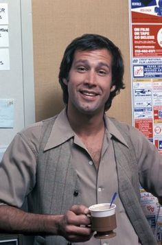 Chevy Chase is the other love of my life