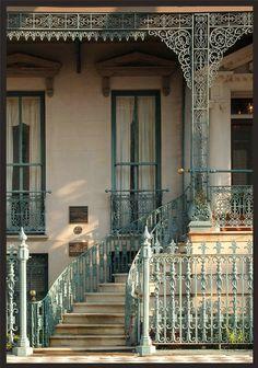 Charleston! Vintage Architecture # 6 - ID: 3920984 © Glenn  Lewis