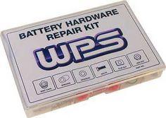 WPS Motorcycle Battery Hardware Kit 177 Piece #HK1000