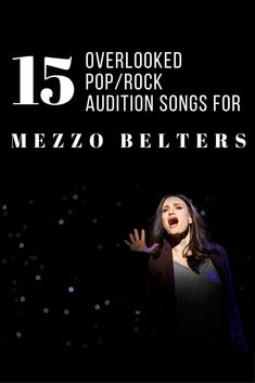 15 Overlooked Pop/Rock Audition Songs For Mezzo Belters - Theatre Nerds Learn Singing, Singing Lessons, Singing Tips, Musical Theatre Auditions, Audition Songs, Singing Auditions, Drama School, Drama Class, Drama Drama