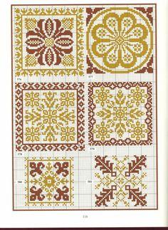 "ru / Tatiananik - Album ""motives for embroidery"" Biscornu Cross Stitch, Cross Stitch Borders, Cross Stitch Charts, Cross Stitch Designs, Cross Stitching, Cross Stitch Embroidery, Embroidery Patterns, Cross Stitch Patterns, Square Patterns"