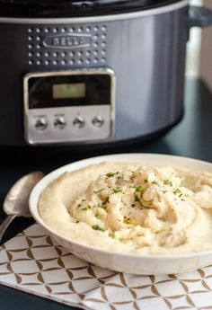 How To Make Mashed Potatoes in the Slow Cooker — Cooking Lessons from The Kitchn | The Kitchn