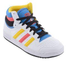 best cheap 263dd ea9d3 adidas+high+tops  Adidas Top Ten Hi Sneaker Junior  Plutosport