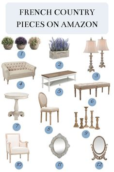 French Country Interiors, Modern French Country, French Country Furniture, French Country Bedrooms, French Country Living Room, French Country Farmhouse, French Home Decor, French Country Decorating, French Country Colors