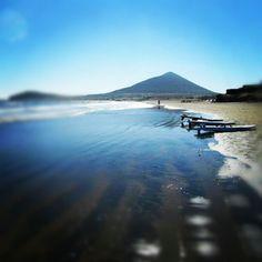 Preciosa imagen de El Médano, #Tenerife, #CanaryIslands.