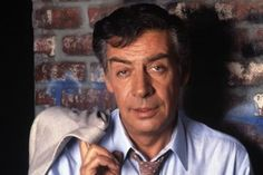 """Harry McGraw (Jerry Orbach) 