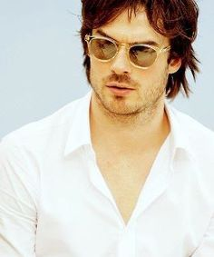 Ian Somerhalder from Vampire Diaries.  Om nom nom.