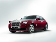 Rolls-Royce Ghost Series II Unveiled At Geneva Motor Show