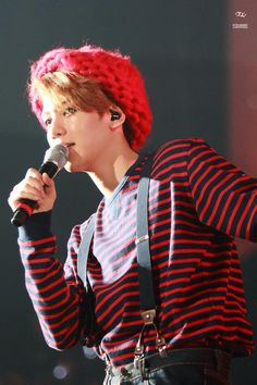 "Exo - Baekhyun ""So cute ~"""