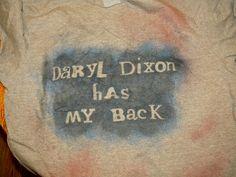 The Walking Dead Daryl Dixon Zombies  Painted  by KillWalmart, $18.00