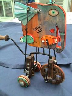 Automatons Toys
