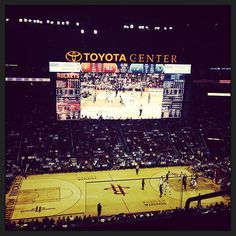 #firstseasongame #rockets #clippers #toyotastadium #basketball #fun