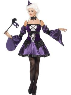 Dotty Spiderina Witch Costume for Girls | Witch costumes and Costumes