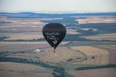 Phantom of the opera hot air balloon