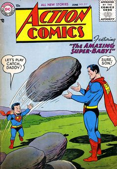 Action Comics #217 DC Comics