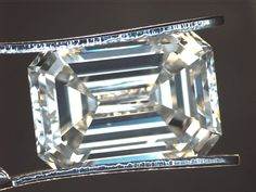 3 Carat Emerald Cut #Diamond