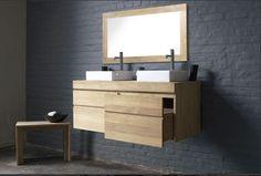 salle-de-bains-murs-gris-sol-beton-gris-anthracite-meuble-bois-clair-Aubade