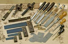 Woodworking tools || Image Source: http://www.crownhandtools.ltd.uk/wpimages/wpf19f4808_05.jpg