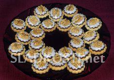 Ořechové koláčky Maryšky