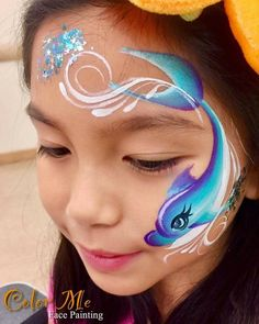 I'm a face painter bursting with fun and creative designs. I provide face painting in Orange County and other areas Dolphin Face Paint, Shark Face Painting, Mermaid Face Paint, Face Painting Images, Animal Face Paintings, Girl Face Painting, Face Painting Tutorials, Face Painting Designs, Body Painting