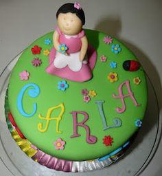 Estrade's cakes: tarta de Carla
