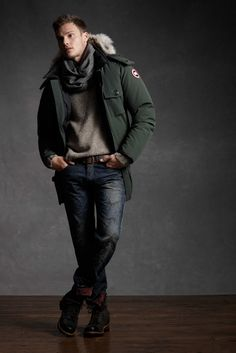137 best mens fashion styles men looks cool – page 33 Winter Outfits, Casual Outfits, Men Casual, Looks Cool, Men Looks, Canada Goose Expedition Parka, Estilo Cool, Canada Goose Mens, Moda Formal