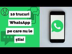 10 trucuri pentru WhatsApp pe care probabil nu le știai - YouTube 5 Min Crafts, Youtube, Iphone, Blog, Calculator, Instagram, Audio, Internet, Business