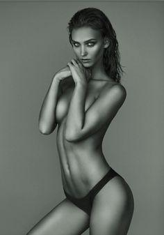 Sexy nude women and creams