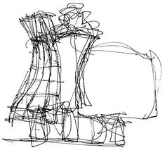 frank gehry sketches - Google Search
