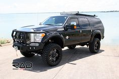 Prestige Ford presents RAD-Rides custom vehicles including this new Ford Excursion Conversion