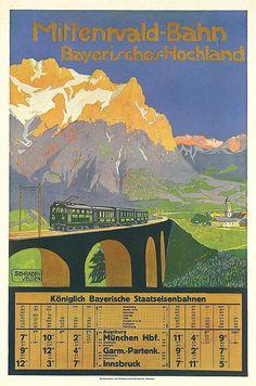 Mittenwald / Schrader-Velgen Karl Heinz