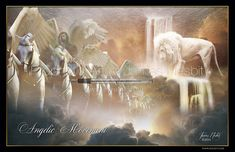 Angelic Movement — Products 3 – Prophetic Art of James Nesbit Judah And The Lion, Jesus Artwork, Angel Guide, Understanding The Bible, Prayer For Peace, Esoteric Art, Jesus Pictures, Heaven Pictures, Bible Illustrations