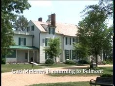 True and Clear: The Story of American Artist Gari Melchers and his life at Belmont   GariMelchers.org