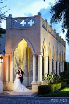 Simanta & Travis' Wedding - Sneak Peek is live! #Bride #Groom #Love #Wedding #DominoArts #SouthFlorida #WeddingPhotography