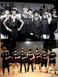I see these and I wish I had Suga's and Rap Monster's shirt  BTS BANGTAN BOYS KPOP Basketball Singlet Shitrs SIZE S M L XL NEW