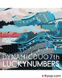 K2POP - DYNAMIC DUO VOL. 7 - LUCKYNUMBERS