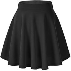 9f329a555a Urban GoCo Falda Mujer Elástica Plisada Básica Patinador Multifuncional  Corto Falda  Ropa  Mujer