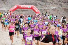 La I SPAR Summer Run El Confital triunfó entre las mujeres